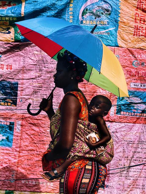 , 'Motherhood,' 2018, Nil Gallery