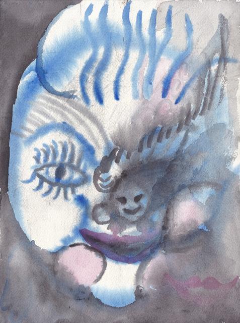 , 'Untitled Sketchbook Page,' 2009-2019, HARPY
