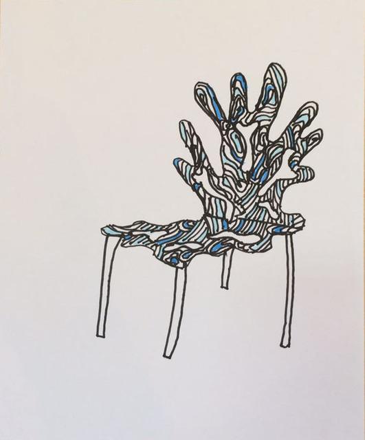 , 'Desenho cadeira ocean,' , Baró Galeria