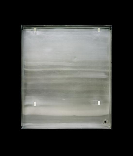 , 'Adam Fuss' Developer Tray,' 2010, Elizabeth Houston Gallery