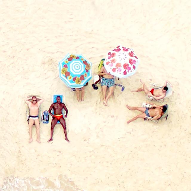 , 'Copacabana Mini Series XVI,' 2016, Newzones