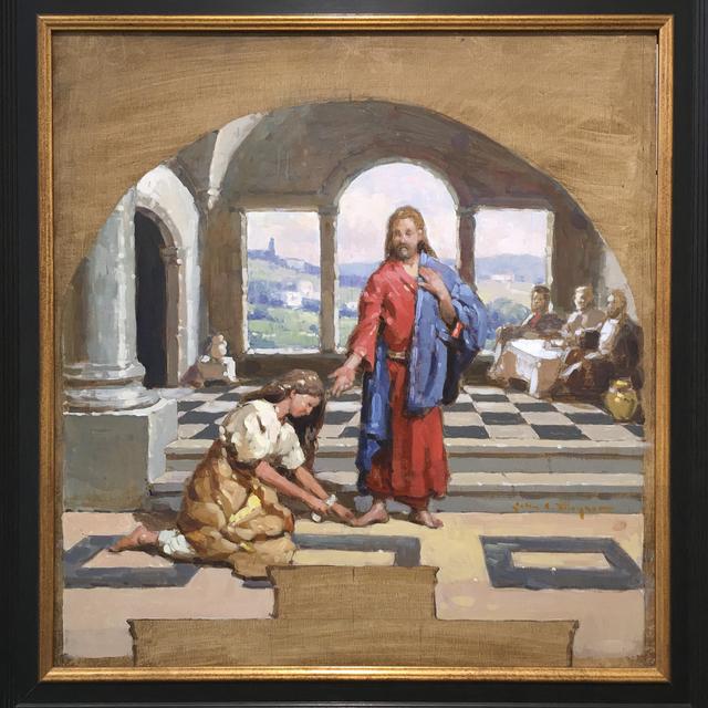 , 'Forgiveness,' , J. Cacciola Gallery