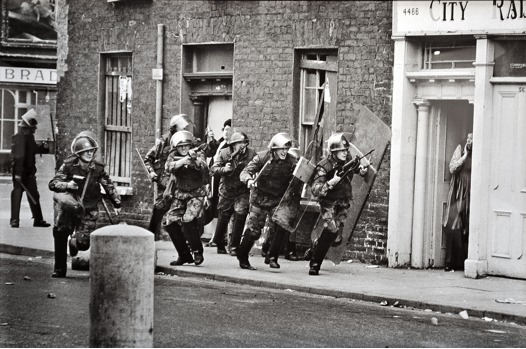 Don McCullin, 'The Bogside, Derry, Northern Ireland', 1971, Hamiltons Gallery
