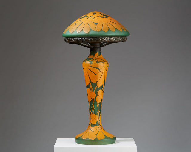 , 'Table lamp,' 1915, Modernity
