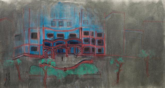 , '黑石公寓 Blackstone Apartments,' 2016, Matthew Liu Fine Arts