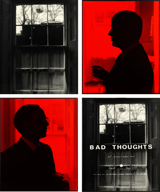 , 'BAD THOUGHTS (No. 9),' 1975, Stedelijk Museum Amsterdam
