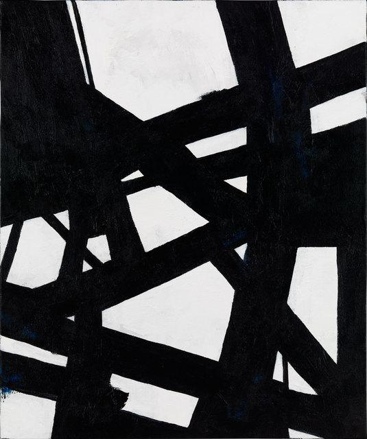 Nicole Yates, 'Black and White Abstract 2', ArtStar