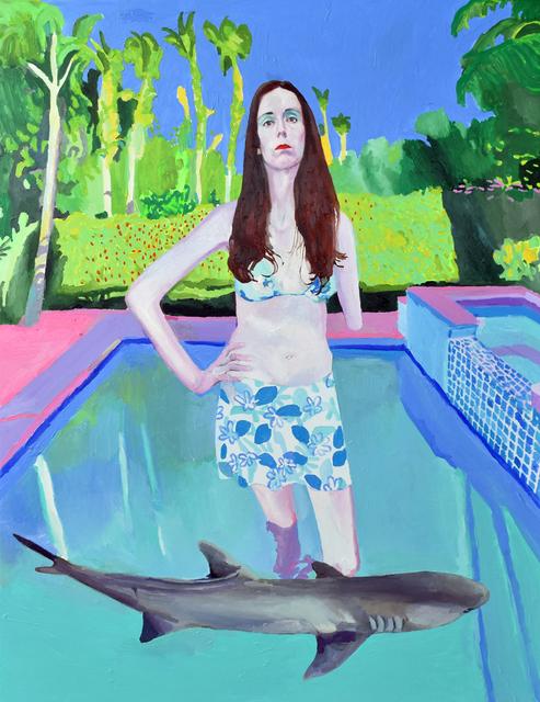 , 'Disorder Shark,' 2018, Yiri Arts