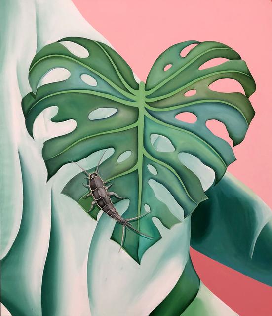 , 'El amor con las manos abiertas,' 2018, MAIA Contemporary