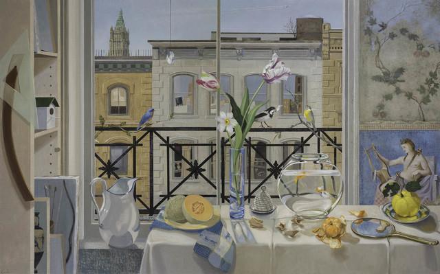, 'Spring Migration,' 2015, Clark Gallery