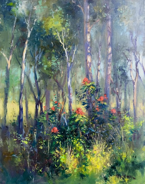Ted Lewis, 'Bush Glow ', 2014, Wentworth Galleries