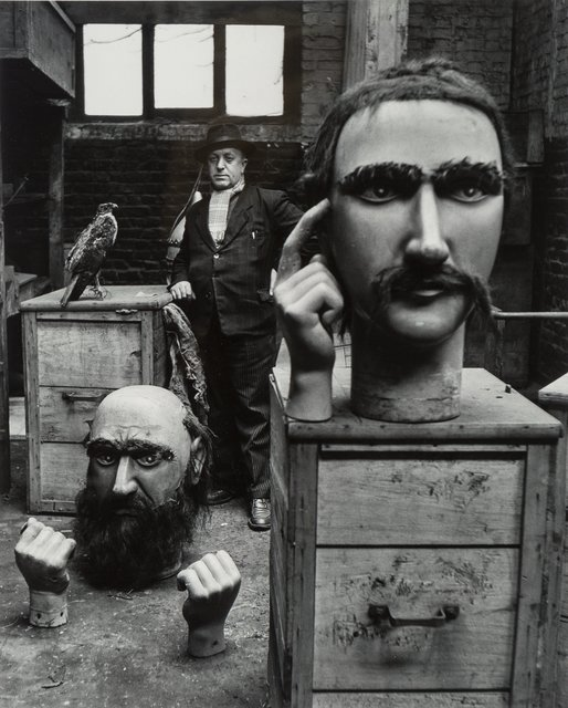 Robert Doisneau, 'Les Geants du Nord', 1951, Heritage Auctions