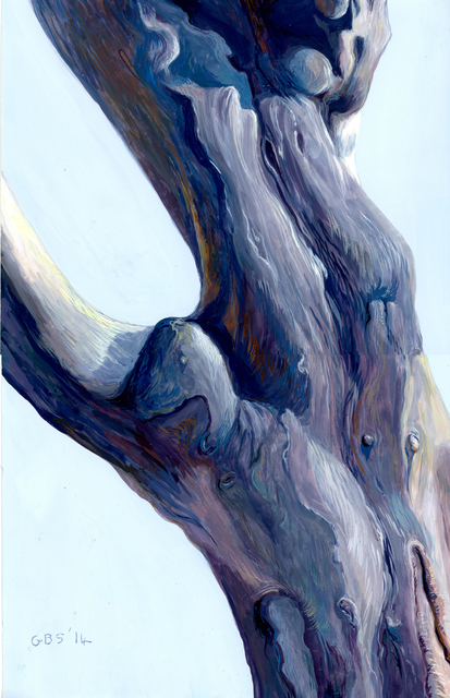 , 'Finding Daphne #31 (Knarled),' 2014, Ro2 Art