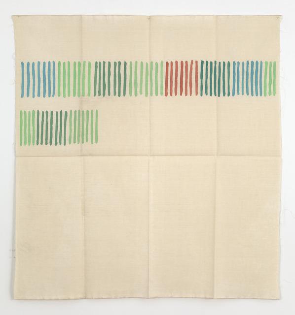 , 'Verticale verde,' 1976, Casey Kaplan