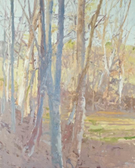 , 'Sycamores Above Possum Creek, Lone Jack Farm,' 2018, Les Yeux du Monde Gallery