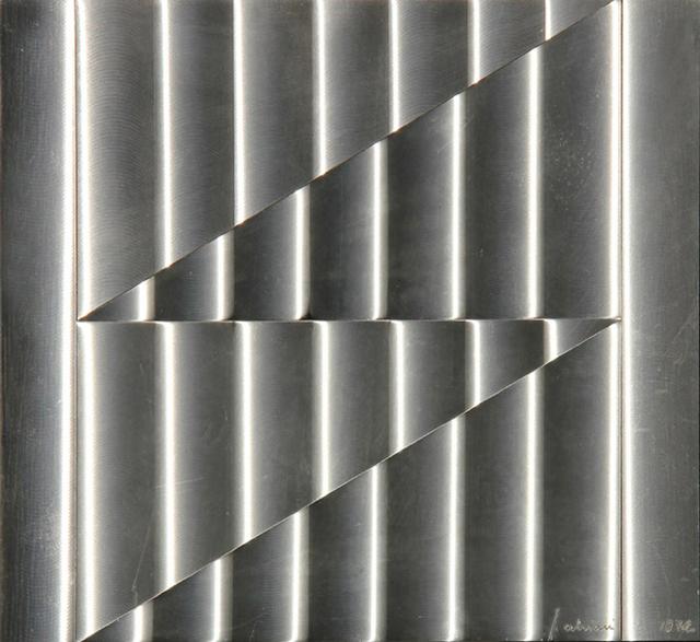, 'Superficie a testura vibratile,' 1978, Dellupi Arte