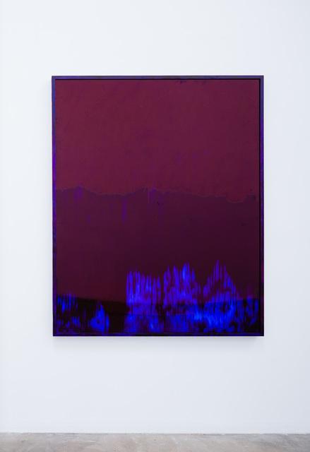 , 'Blue Ink,' 2016, Anat Ebgi