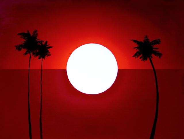 , 'Miami Sunset,' 2015, Galerie Rianne Groen