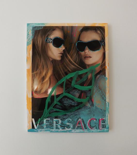 Grace Ndiritu, 'Versace Kate Moss', 2015-2018, Inda Gallery