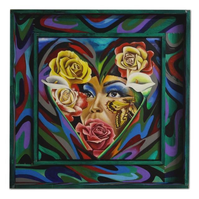, 'Love,' 2018, ArtAboveReality