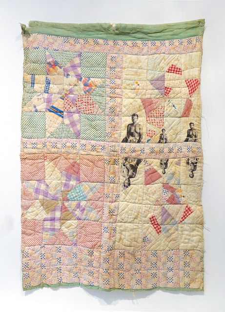 , 'Delia Quilt I,' 2015, Pavel Zoubok Fine Art
