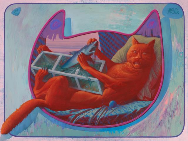 , 'Red Gourmet,' 2014, Regina Gallery