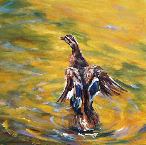 , 'Stretching Her Wings,' , Beverly McNeil Gallery
