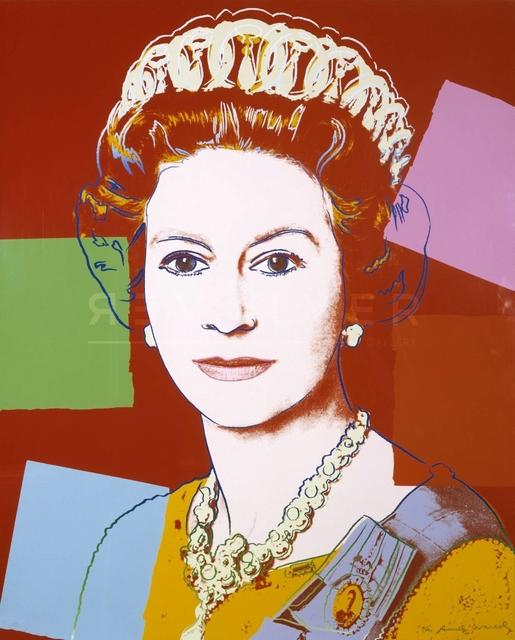 Andy Warhol, 'Queen Elizabeth II of the United Kingdom (FS II.334) ', 1985, Revolver Gallery