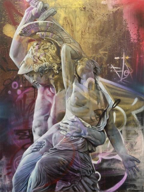 , 'UV Capture of Polyxena,' 2018, NextStreet Gallery