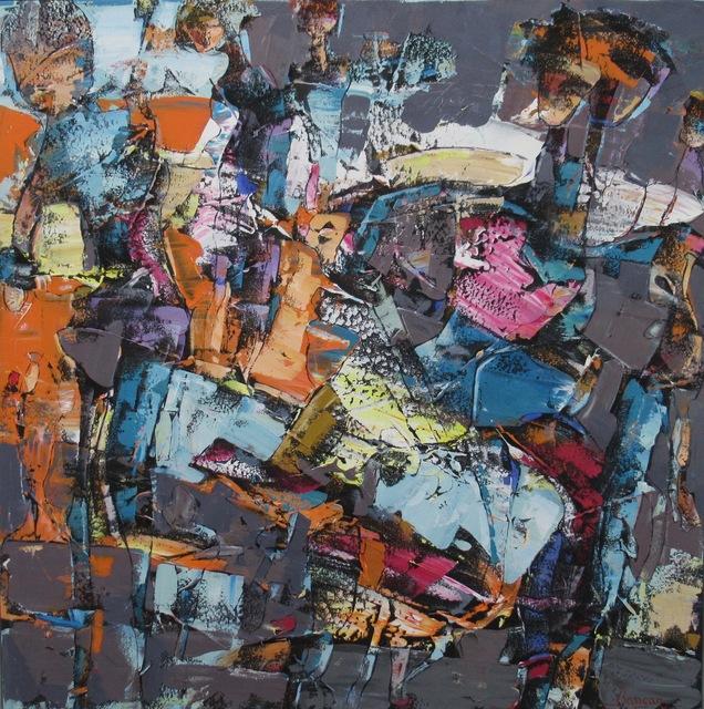 , 'Seulement la passion dans les ailes ,' 2017, Simard Bilodeau Contemporary