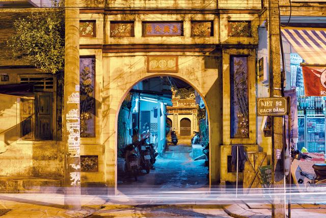 , 'Hue 18h6h 09 - Bach Dang Street 02,' 2014, Art Vietnam Gallery