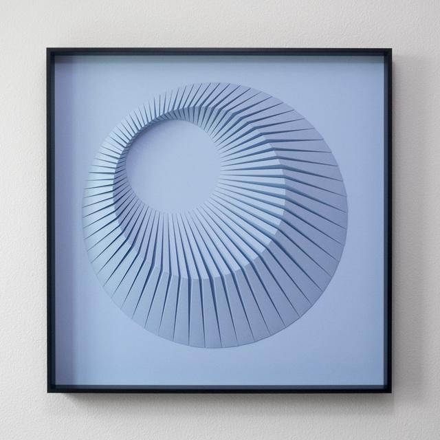 , 'Eclipse A Blue,' 2018, Contempop Gallery