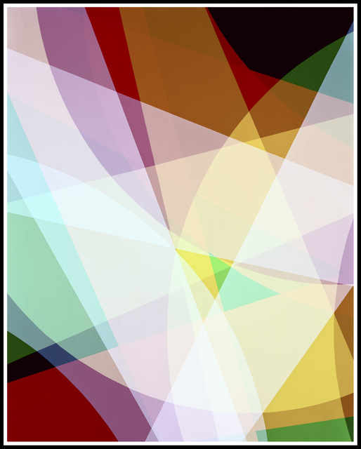 , 'Randomized Unfold I,' 2014, Atlas Gallery