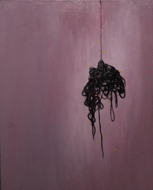 , 'Portrait of an Abscess,' 2011, Benjaman Gallery Group