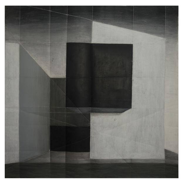 , 'Threshold II,' 2017, Praxis