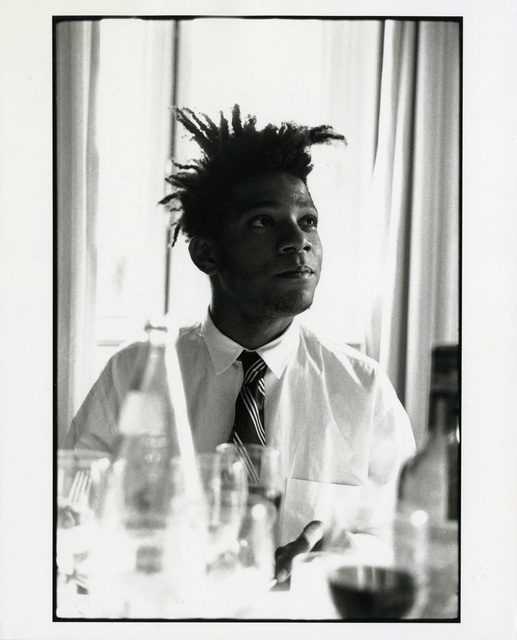 , 'Jean-Michel Basquiat, Breakfast Set #1, July 1985 Lisbon, Portugal,' 1985, Gagosian