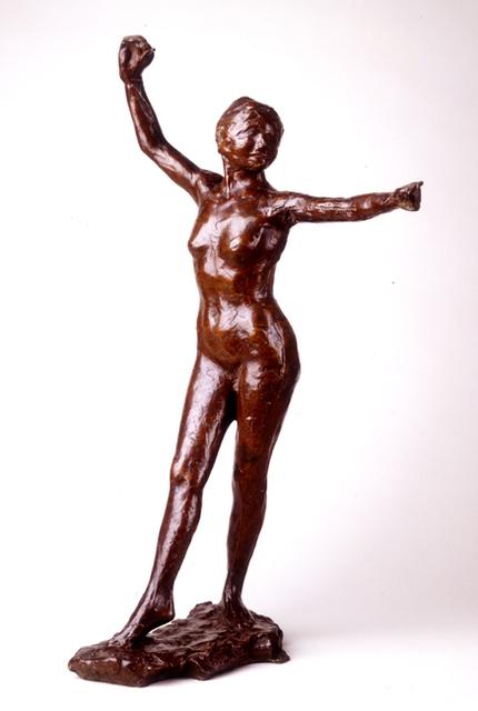 , 'Preparation to Dance, Right Foot Forward,' 1885-1890, Museo Soumaya