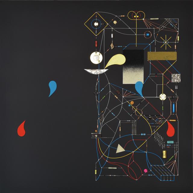 , 'Technological Mandala #119 - LUMP I  ,' 2019, The Flat - Massimo Carasi