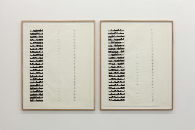 , 'Kruispunt,' 1973, Tatjana Pieters
