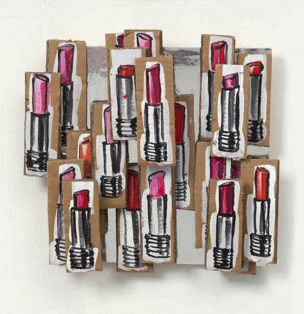 , 'Lipstick,' 2015, Laure Genillard
