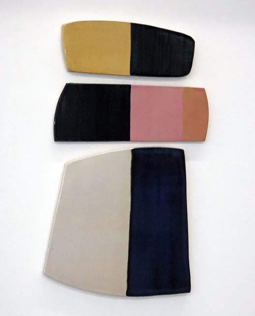 Clare Goodwin, 'Ceramic Whispers (compositions)', 2019, Lullin + Ferrari