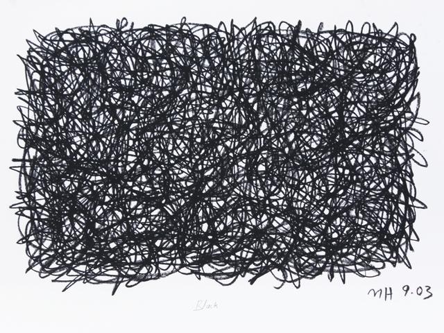 Mike Hammer, 'Black', 2019, Gallery 133