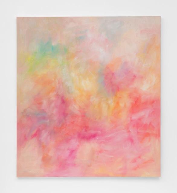 Jean-Baptiste Bernadet, 'Untitled (April)', 2018, Painting, Oil on canvas, M+B