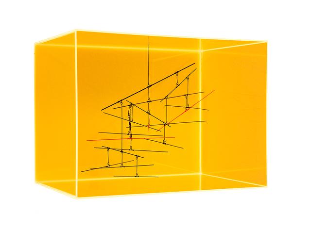 , 'Color Space 15:28,' 2017, Mario Mauroner Contemporary Art Salzburg-Vienna