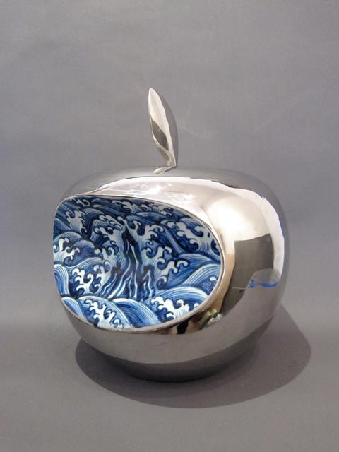, 'Apple - China (Silver),' 2008, Hollis Taggart