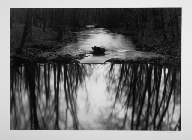 , 'Reflecting Stream, Redding, CT,' 1968, Vision Neil Folberg Gallery