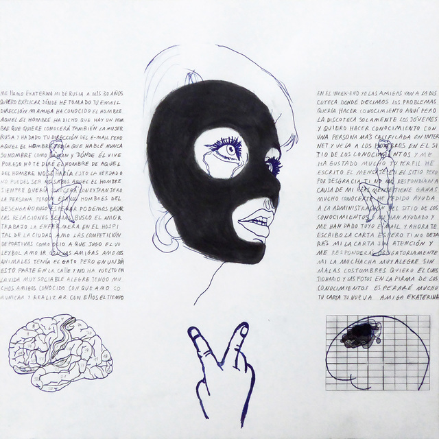 , 'XS Mapa,' 2015, 80M2 Livia Benavides