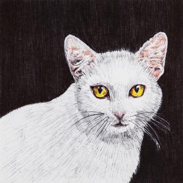 , 'I don't Draw on Sundays - 7614,' 2018, Beatriz Esguerra Art