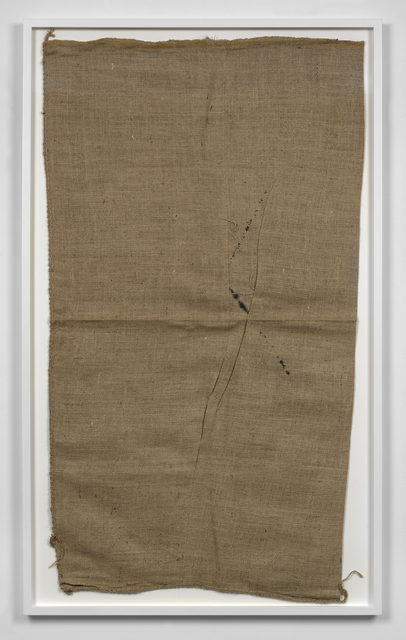 , 'Untitled (Sack #5),' 2013, Simon Lee Gallery