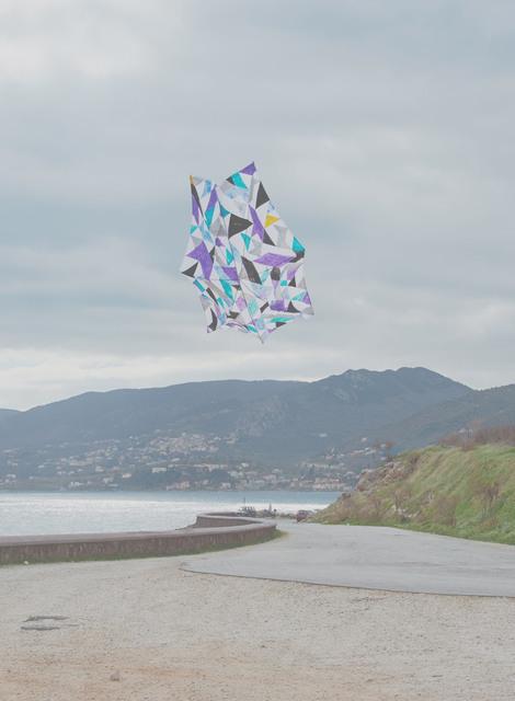, 'Azimut – Mytilene,' 2016, Galerie EIGEN + ART
